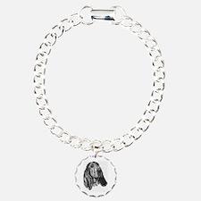 Basset Hound Bracelet