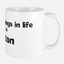 Paxton: Best Things Mug