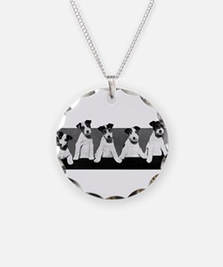 Jack Russell Terriers Necklace