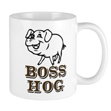 Boss Hog Small Mug