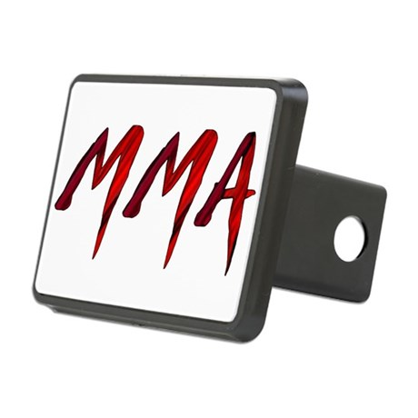 MMA Rectangular Hitch Cover