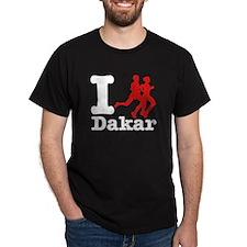 I Run Dakar T-Shirt