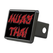 Muay Thai Hitch Cover
