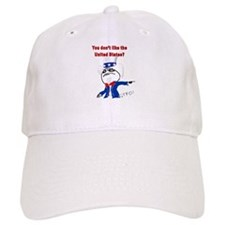 You Dont Like The U.S.? Cap