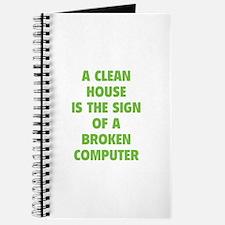 Broken Computer Journal