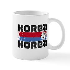 Korea Soccer Mug