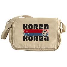 Korea Soccer Messenger Bag
