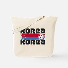 Korea Soccer Tote Bag