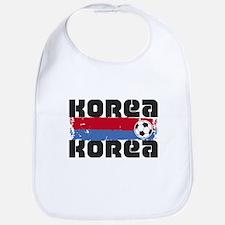 Korea Soccer Bib