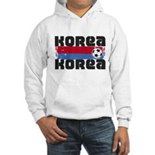 Korea Soccer Hoodie
