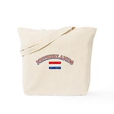 Netherlands Soccer Designs Tote Bag