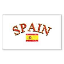 Spain Soccer Designs Decal