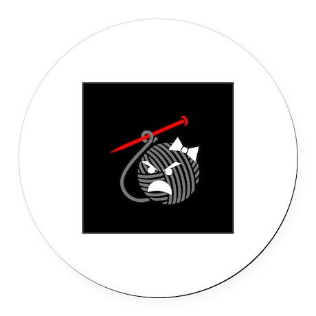 Liv [Black Background] Magnet