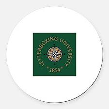 Letterboxing University Magnet