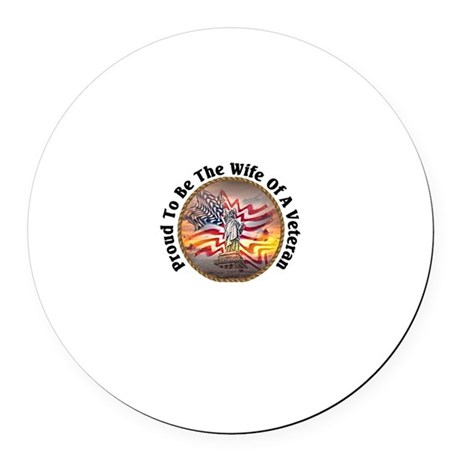 Veterans Wife Magnet