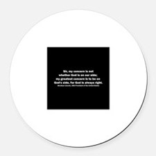 Abraham Lincoln Quote Magnet