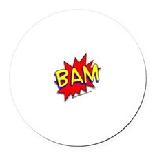 BAM Comic saying Magnet