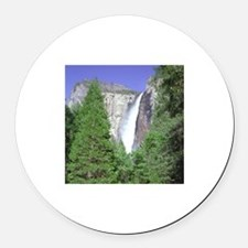 Bridal Veil Falls with Trees Magnet