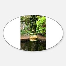the Fountain Decal