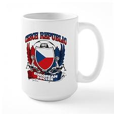 Czech Republic Football 2012 Mug