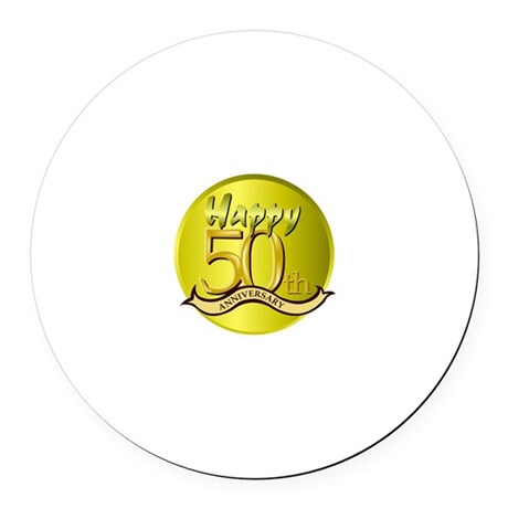 50th Anniversary Magnet