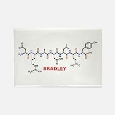 Bradley molecularshirts.com Rectangle Magnet