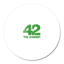 The Answer Is 42 Magnet