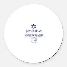 JewNitarian JewNiversalist Magnet