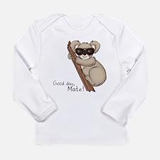 Koala Long Sleeve Infant T-Shirt