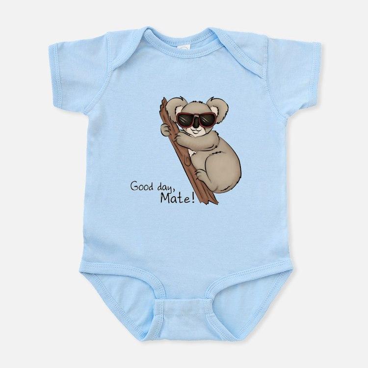 Koala Infant Bodysuit