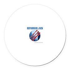 RJ Logo Magnet