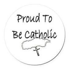 Proud to be Catholic Magnet