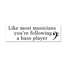 Cool Music Car Magnet 10 x 3