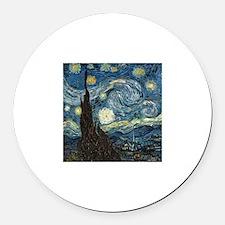 Vincent VanGogh Starry Night Magnet