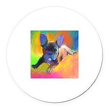 French bulldog 1 Magnet