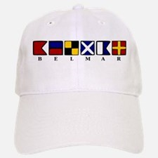 Nautical Belmar Baseball Baseball Cap