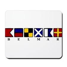 Nautical Belmar Mousepad