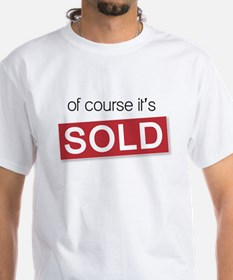 Unique Sold Shirt
