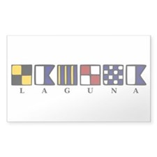 Nautical Laguna Decal
