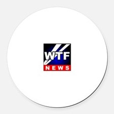 WTF News Magnet