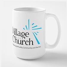 Village Church Mug