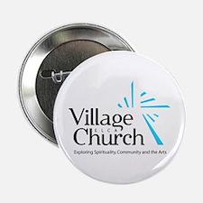 "Village Church 2.25"" Button"