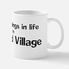 Sheffield Village: Best Thing Mug