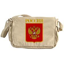 Russian Federation COA Messenger Bag