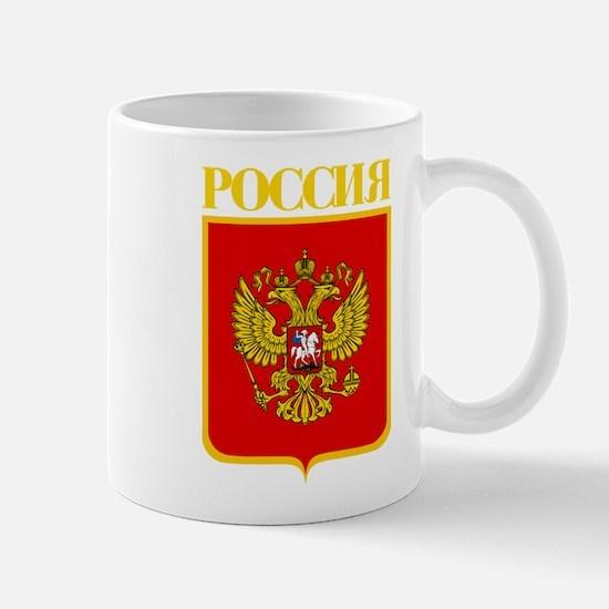 Russian Federation COA Mug