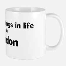 Shandon: Best Things Mug