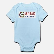 Funny Truth logo Infant Bodysuit