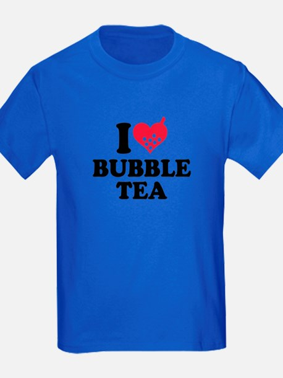 I love Bubble Tea T