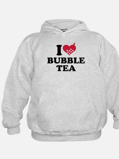 I love Bubble Tea Hoodie