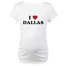 I Love Dallas Shirt